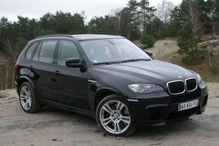 BMW X5M / Mercedes ML63 AMG - Essai Comparatif auto.com