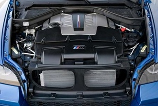 BMW X5M / Mercedes ML63 AMG - Mécanique, châssis Comparatif auto.com