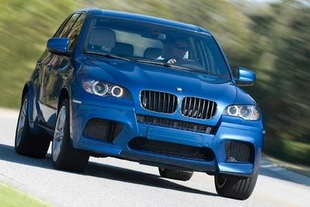 BMW X5M / Mercedes ML63 AMG - Sur la route Comparatif auto.com