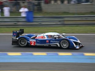 20h - 24h : Peugeot à nouveau frappé par les ennuis - 24 Heures du Mans 2010  Reportage.com