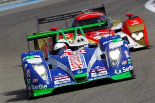6 Heures du Castellet : Pescarolo devance les Lola - Championnat Endurance 2011  Reportage.com
