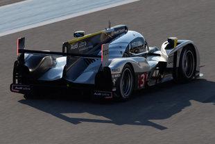 Peugeot et Audi aux essais des 24 Heures du Mans - 24 Heures du Mans 2011  Reportage.com