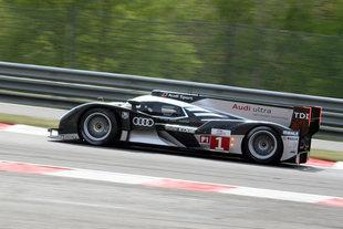 1000 km de Spa : Audi en tête après des qualifications écourtées - Championnat Endurance 2011  Reportage.com