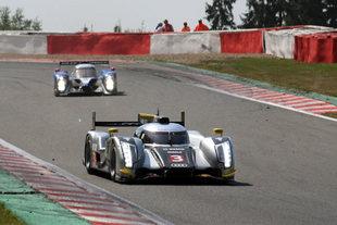 1000 km de Spa : l'improbable doublé Peugeot - Championnat Endurance 2011  Reportage.com