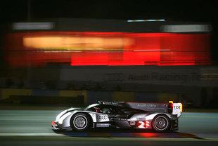 Audi en pole, Peugeot à moins d'1 seconde - 24 Heures du Mans 2011  Reportage.com