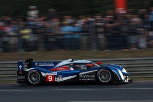 20h - 24h : Audi décimé, Audi maudit mais Audi encore en tête - 24 Heures du Mans 2011  Reportage.com