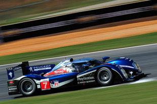 Petit Le Mans : Peugeot en quête d'un 2ème sacre - Championnat Endurance 2011  Reportage.com