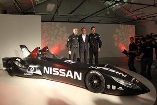 Deltawing s'associe à Nissan - Une initiative atypique Reportage.com