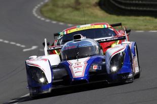 Toyota TS030 - 24 Heures du Mans 2012  Reportage.com