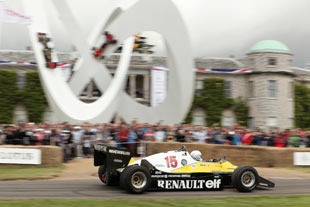 Diaporama : Goodwood Festival of Speed 2012