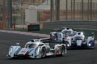 6 heures de Bahreïn : Doublé Audi, Toyota malchanceux - Championnat Endurance 2012  Reportage.com