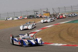 6 Heures de Shanghai: Toyota termine la saison en beauté - Championnat Endurance 2012  Reportage.com