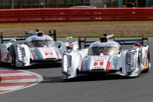 WEC : 6h de Silverstone : Audi intraitable a dominé Toyota de bout en bout - Championnat Endurance 2013  Reportage.com