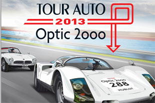 Diaporama : Tour Auto 2013