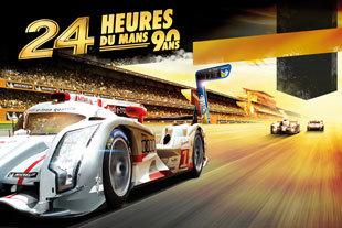 Nouvelles images de la Porsche LMP1