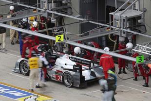 10h - 12h : Audi tient toujours en respect les deux Toyota - 24 Heures du Mans 2013  Reportage.com