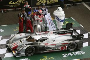 Douzième succès pour Audi et neuvième pour Tom Kristensen - 24 Heures du Mans 2013  Reportage.com