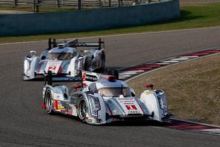 WEC : 6 Heures de Shanghai - le duel Audi-Toyota sera sportif mais surtout économique - Championnat Endurance 2013  Rep...