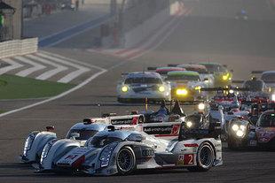 WEC : 6 Heures de Bahreïn - Toyota sauve l'honneur - Championnat Endurance 2013  Reportage.com