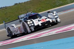 La Porsche 919 hybrid et son 4 cylindres - Championnat Endurance 2014  Reportage.com