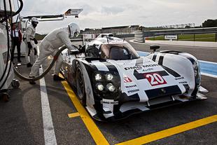 Silverstone sous surveillance énergétique en LMP1 - Championnat Endurance 2014  Reportage.com