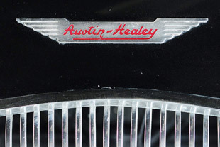 Saga Austin Healey