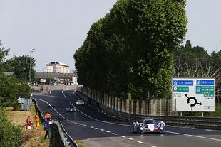 Toyota confirme sa domination durant la journée test - 24 Heures du Mans 2014  Reportage.com