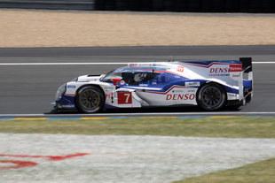 Après 6 heures de course - 24 Heures du Mans 2014  Reportage.com