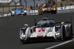 A 2 heures de l'arrivée - 24 Heures du Mans 2014  Reportage.com