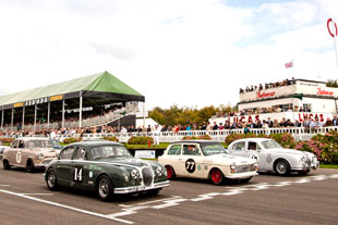 Diaporama : Goodwood Revival 2014