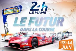 Trois Audi R18 e-tron quattro aux 24 heures du Mans 2015