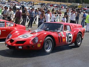 FERRARI 250 GT Breadvan - Le Mans Classic 2008   - Page 1.com