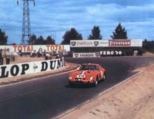 FERRARI 250 GTO - Le Mans Classic 2002   - Page 1.com