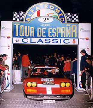 FERRARI 365 GT 4 BB - Tour d'Espagne 2000   - Page 1.com