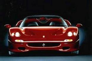 FERRARI F50 - Saga Ferrari   - Page 1.com