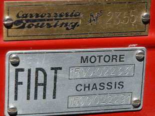 FIAT 1500 6C Touring -  - Page 2.com
