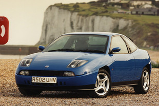 FIAT Coupé Turbo (1993 - 2000)