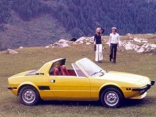 Acheter une FIAT X 1/9 (1982-1989) - guide d'achat