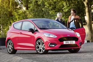 FORD Fiesta 1.0 EcoBoost 140 ch ST Line