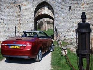 FORD Focus Coupé Cabriolet - Quel coupé-cabriolet 4 places choisir ?   - Page 1.com