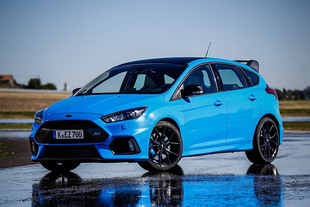 FORD Focus RS Performance Pack