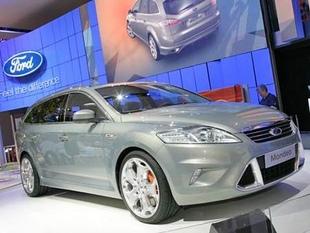 FORD Mondeo Concept - Mondial de l'automobile 2006.com