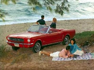 FORD MUSTANG première génération - Saga Ford Mustang   - Page 1.com
