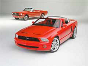 FORD MUSTANG FORD MUSTANG Concept