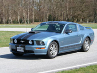 Essai FORD MUSTANG GT V8