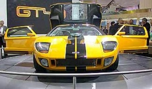 FORD USA GT 40 concept