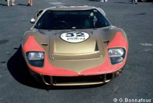 FORD USA GT 40 Mk II - Le Mans Classic 2004   - Page 1.com