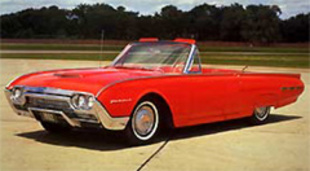 FORD USA Thunderbird 1961-1982