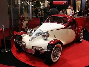 FOUR STROKE Rumen - Salon du Cabriolet et du Coupé 2006.com