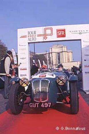 FRAZER NASH Le Mans 1951 - Tour Auto 2002   - Page 2.com